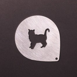 Šablona - kočka 1 - NEREZ