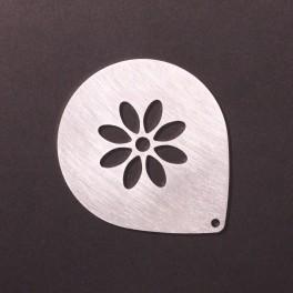 Šablona - květina  - NEREZ